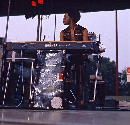 """Ray Turner"",  1977 Ohio Jam , ©by Horace Dozier, Sr. PN :7180"