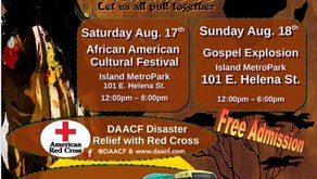 The Dayton African American Cultural Festival (DAACF) 2019