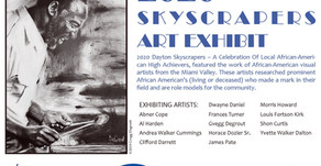 DAYTON SKYSCRAPERS ART EXHIBIT