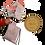 Thumbnail: Bundle 3 : String Bag + Mask + 1 Pin