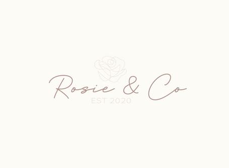 Rosie & Co. | An Elegant Mini Brand Design