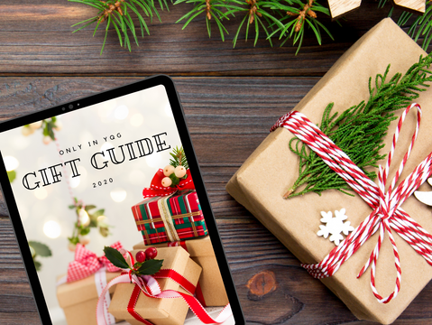 #YQG Gift Guide – Making It Easy to Support Local This Holiday Season