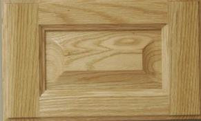 Solid Raised Panel Drawer Fronts