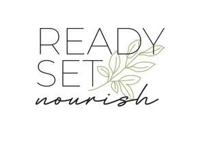 Ready Set Nourish | Full Brand Design