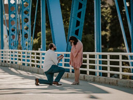 Justin + Riley Proposal