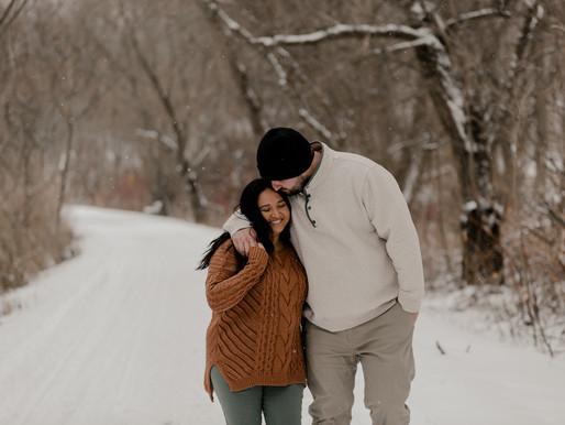 Andrea + Doug: Winter