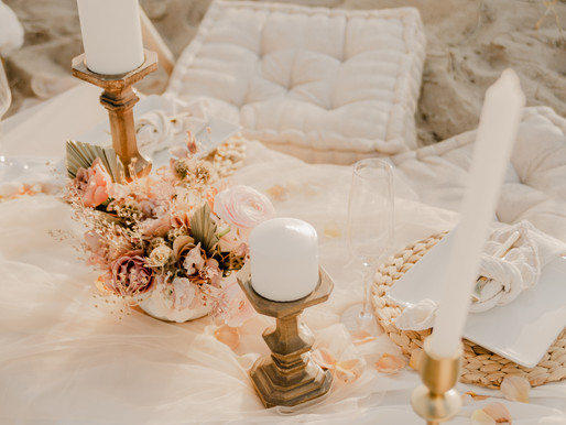 Styled Shoot with Sincerely K + J