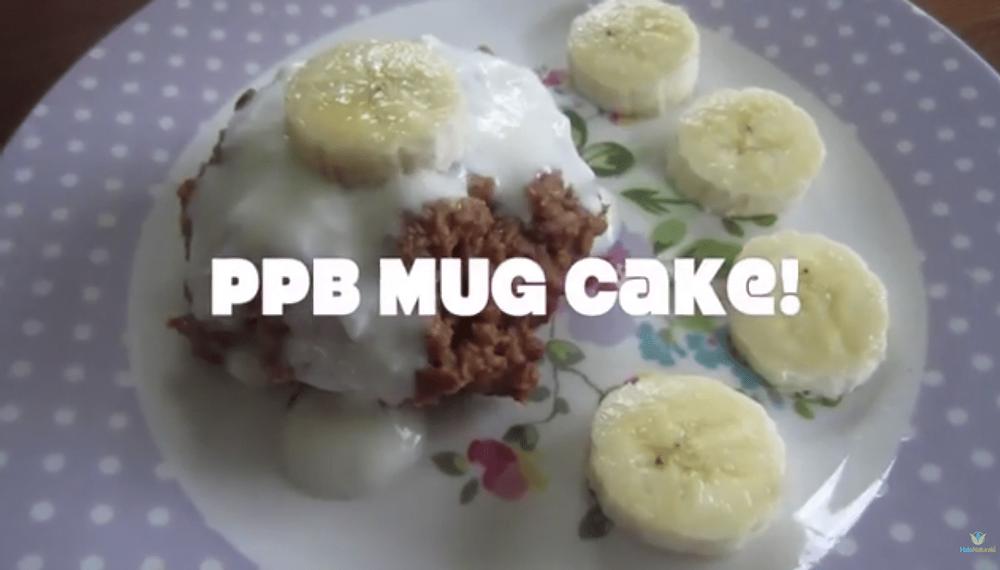 PPB Mug Cake