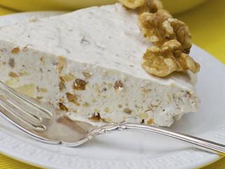 Walnut & Date PPB Cheesecake