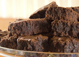 Blackbean PPB Brownies
