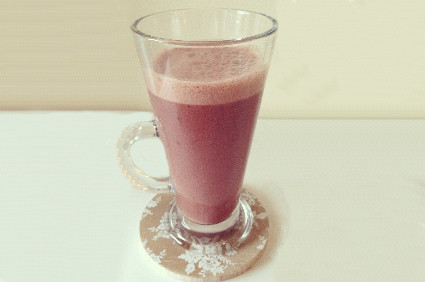 Cherry Chai & PPB Latte