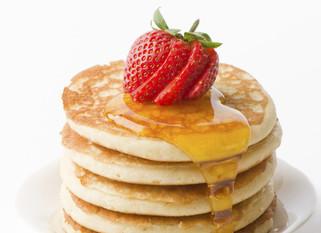 2 Ingredient PPB Pancakes (Gluten & Grain Free)
