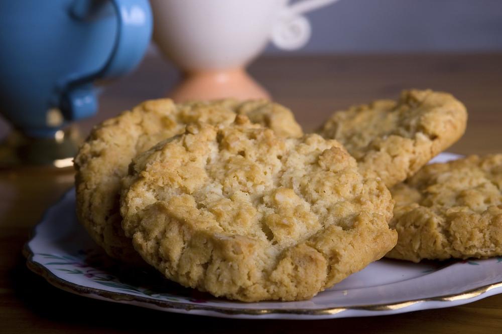 PPB Oat Cookies