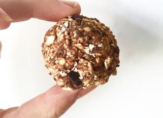 Liftus PPB Cacoa Energy Balls