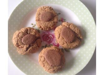 Thumbprint PPB Cookies