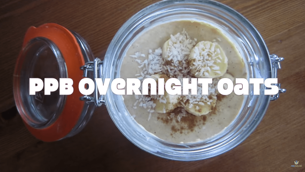 PPB Overnight Oats!