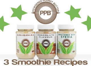 PPB® 3 Smoothie Recipes