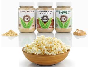 PPB Home Made Popcorn!