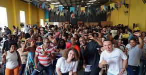 CUFA e Facebook batem recorde de capacitação em Salvador