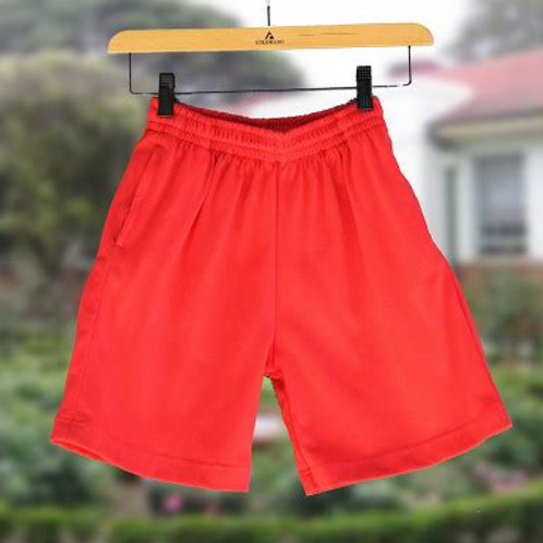 Red Hollywood Shorts