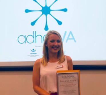 ADHD Educators' Award