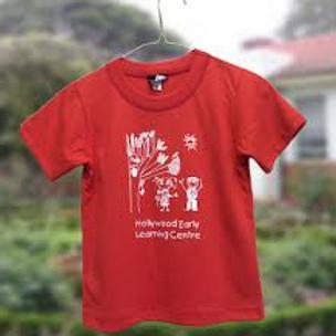 Hollywood Red Kindergarten T-Shirt