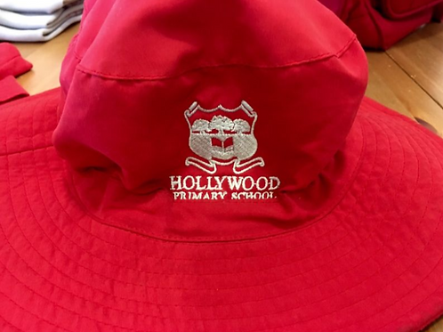 Hollywood Red Hat