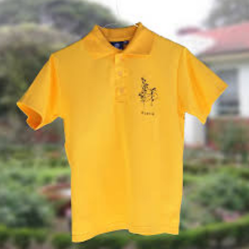 Faction Polo Shirt - Acacia