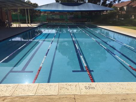 Hollywood Pool Opening 5 November