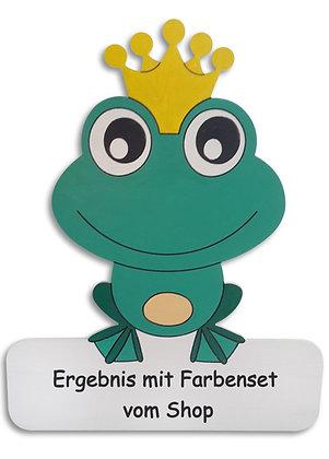 Geburtstafel Froschkönig