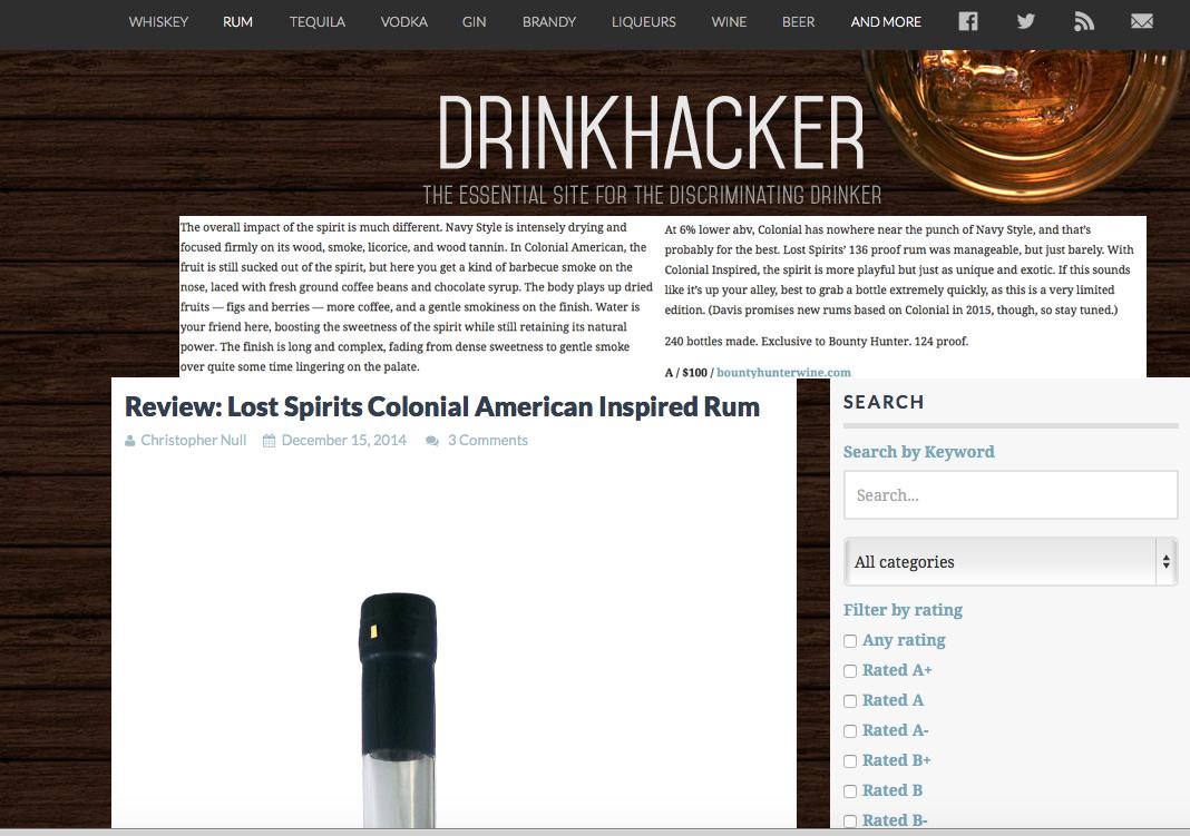 Drink Hacker