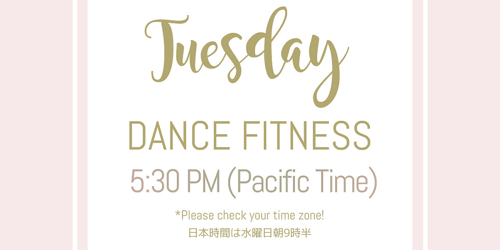 Dance Fit Tuesday