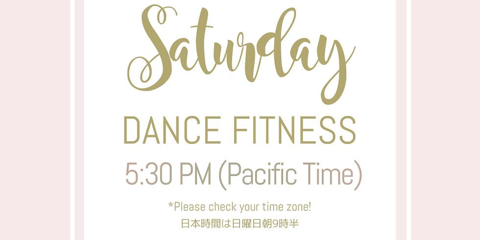 Dance Fit Saturday