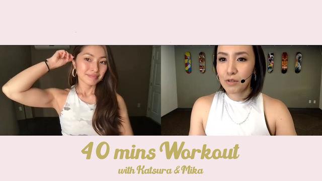 40 mins Full Body Workout