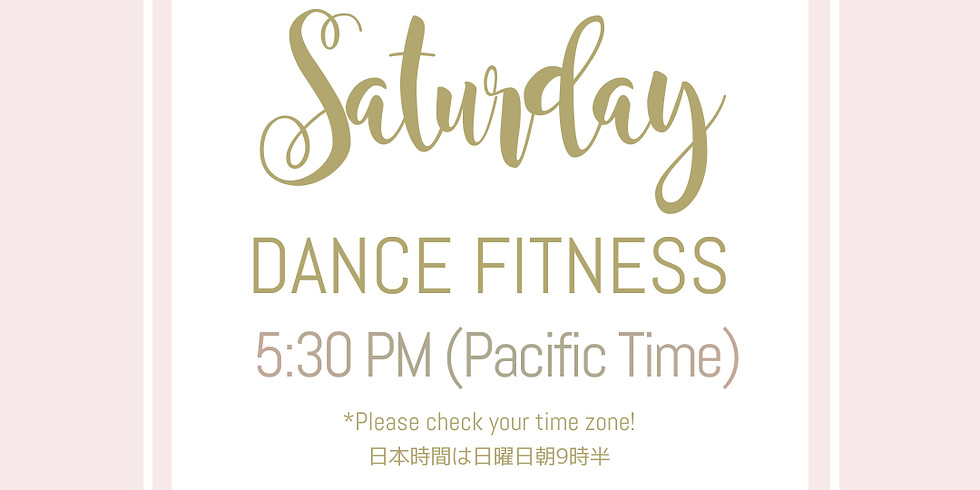 Dance Fit Saturday