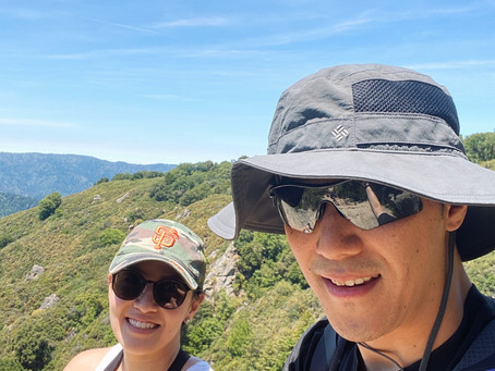 My favorite hiking place in Silicon Valley/シリコンバレーおすすめ★ハイキングコース
