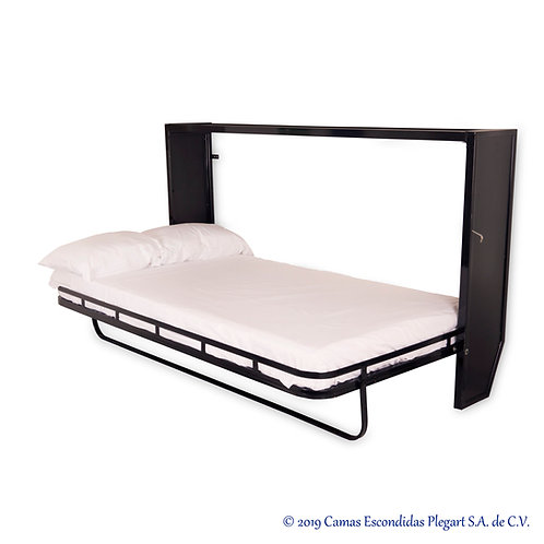Cama Panel Abatible Horizontal