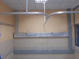 Horizontal Bed Head Trunking