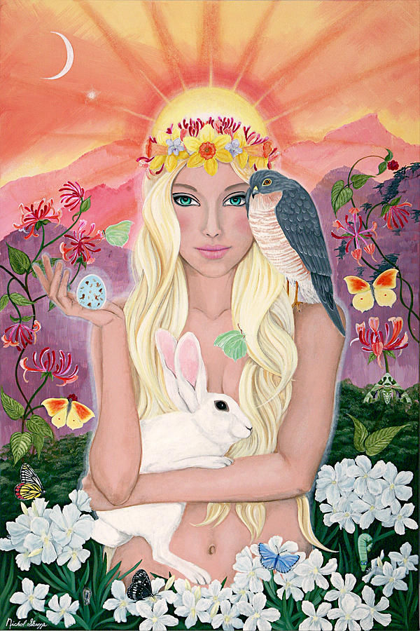 Rebirth & Change: The Themes of Ostara/Spring Equinox