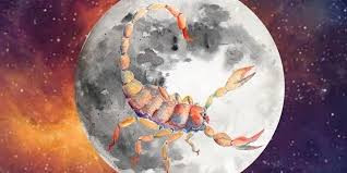Scorpio Super New Moon~             November 15 (ET)