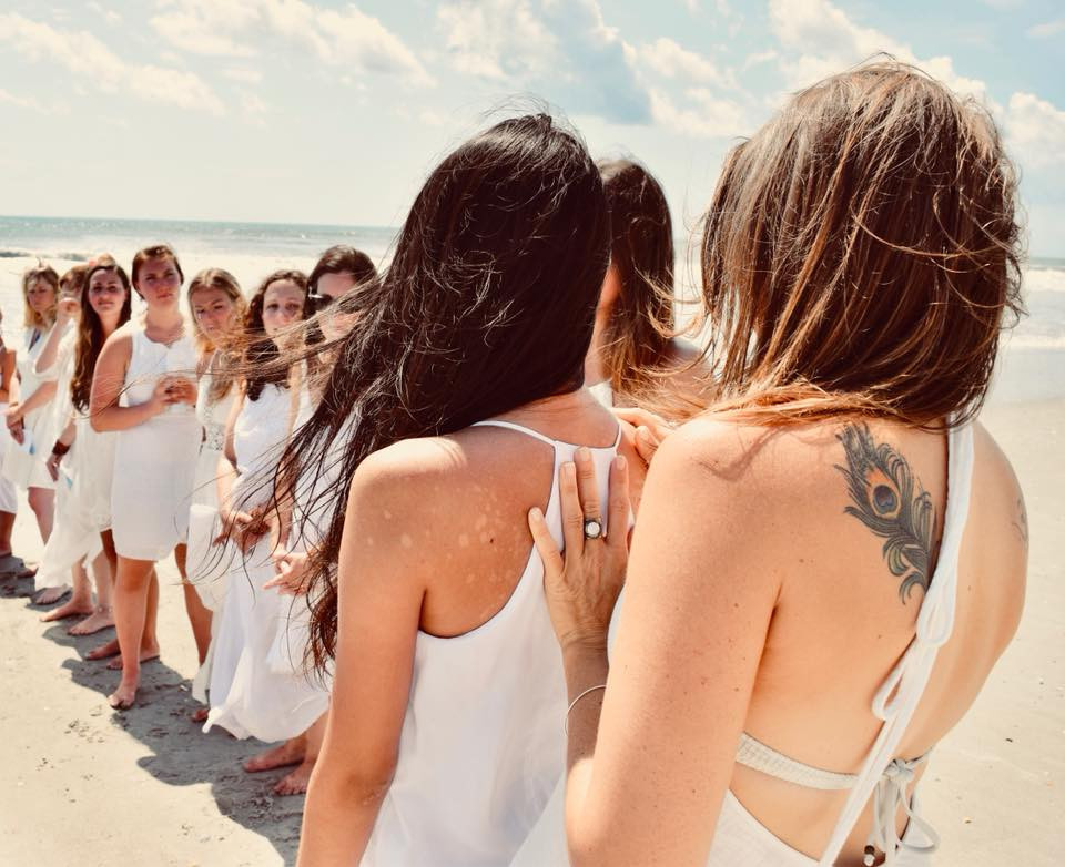 Yoga Ceremony During Yoga Teacher Training
