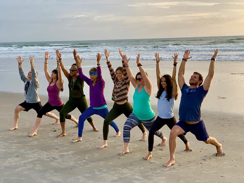 Reduce Anxiety Yoga Flows