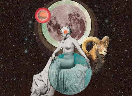 Full Moon in Aries: Embrace the Energies of Darkness and Transformation
