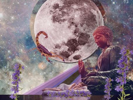 April 26 Full Moon in Scorpio *Transformation*