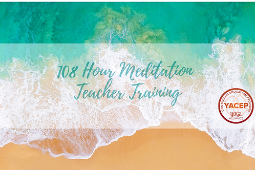 108 HR Meditation Teacher Training