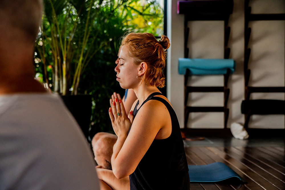 link between mind and body yoga