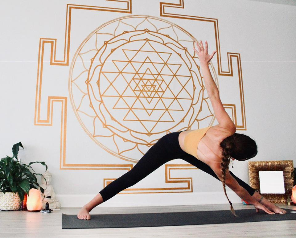 exploring emotional pain in the body through yoga