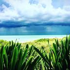 Bahia Honda beach where we practice teac