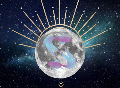 September Full Moon in Pisces: Deep Emotional Surrender and Alignment