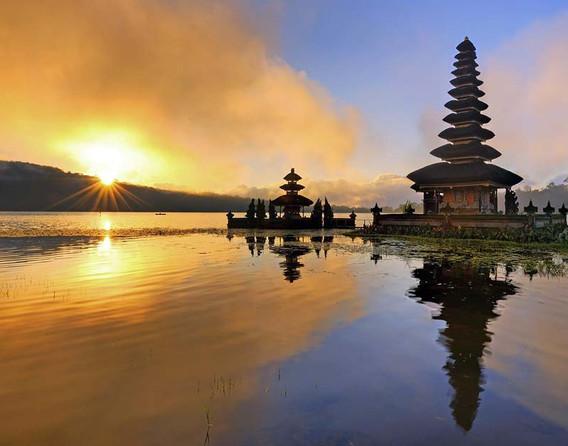 Bali during yoga teacher training